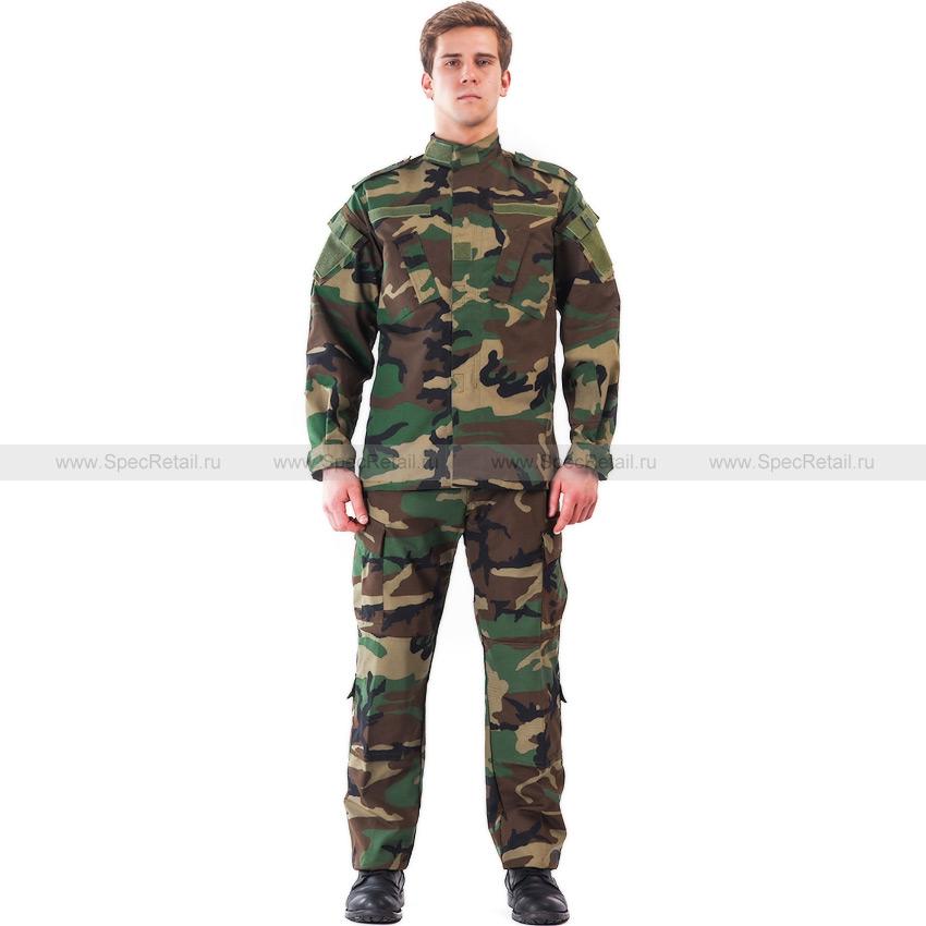"""Форма полевая """"Uniform"""" (Woodland)"""