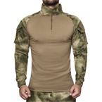 Боевая рубашка с налокотниками (A-TACS FG)