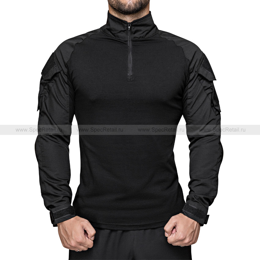 Боевая рубашка с налокотниками (Black)