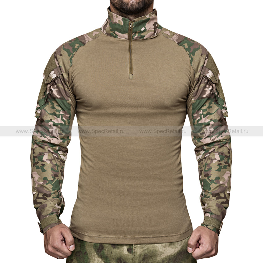 Боевая рубашка с налокотниками (Multicam)