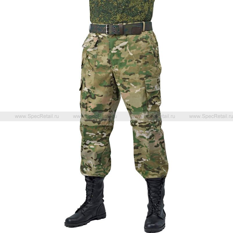 """Брюки мужские """"Gerkon Commando"""" летние (Ursus) (Multicam)"""