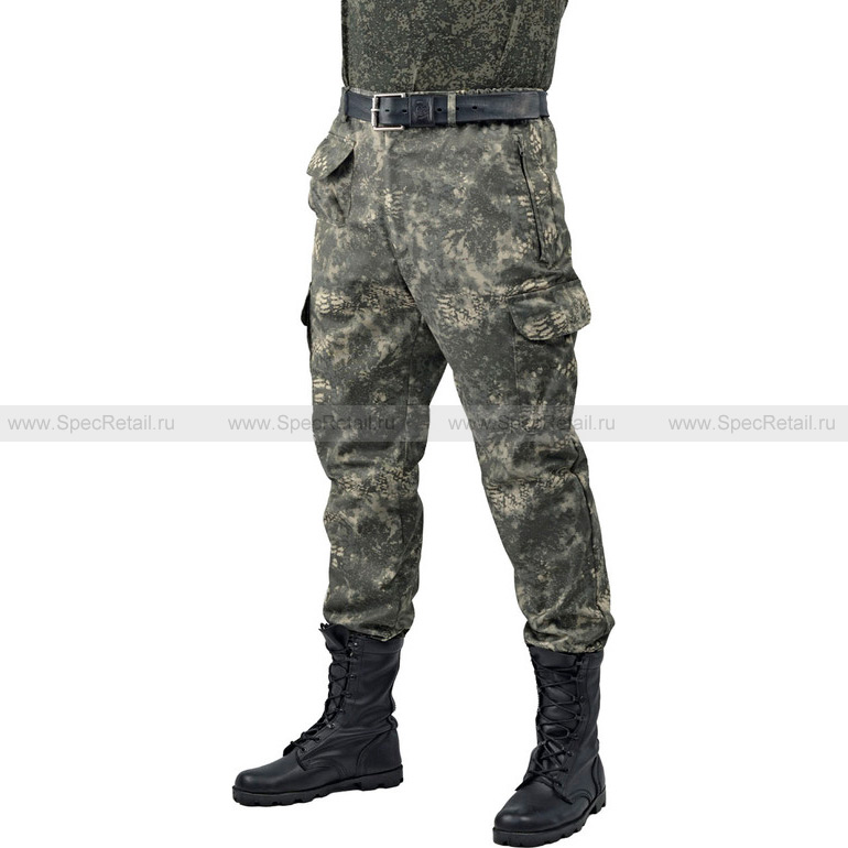 """Брюки мужские """"Gerkon Commando"""" летние (Ursus) (Варан)"""