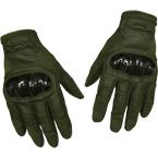 Перчатки Oakley Tactical Gloves (0202E) усиленные (Olive), реплика