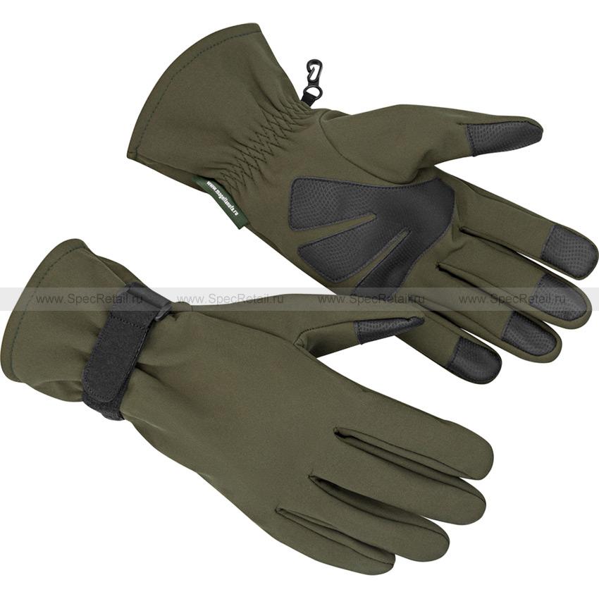 Тактические перчатки МПА-54, тк. Софтшелл (Magellan) (Olive)