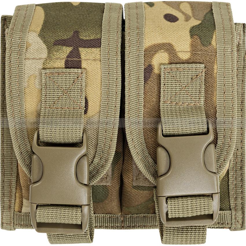 Подсумок для гранат Double Grenade Pouch (Multicam)