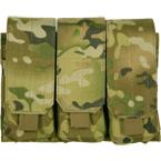 Подсумок для магазинов M4/M16, тройной (Multicam)