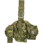 Тактическая набедренная кобура на платформе (Multicam)