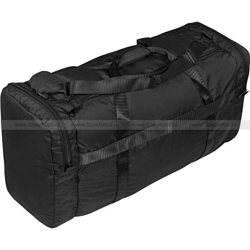 Сумка дорожная ВДВ, 80 литров (АНА) (Black)