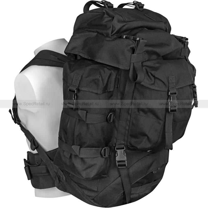 """Рюкзак """"Дельта"""" 65 литров (АНА) (Black)"""
