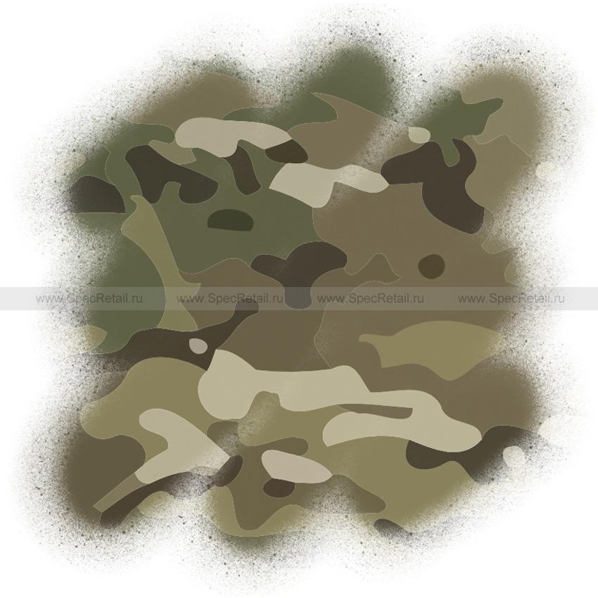 Трафарет для покраски оружия (Hameleon) (Multicam)