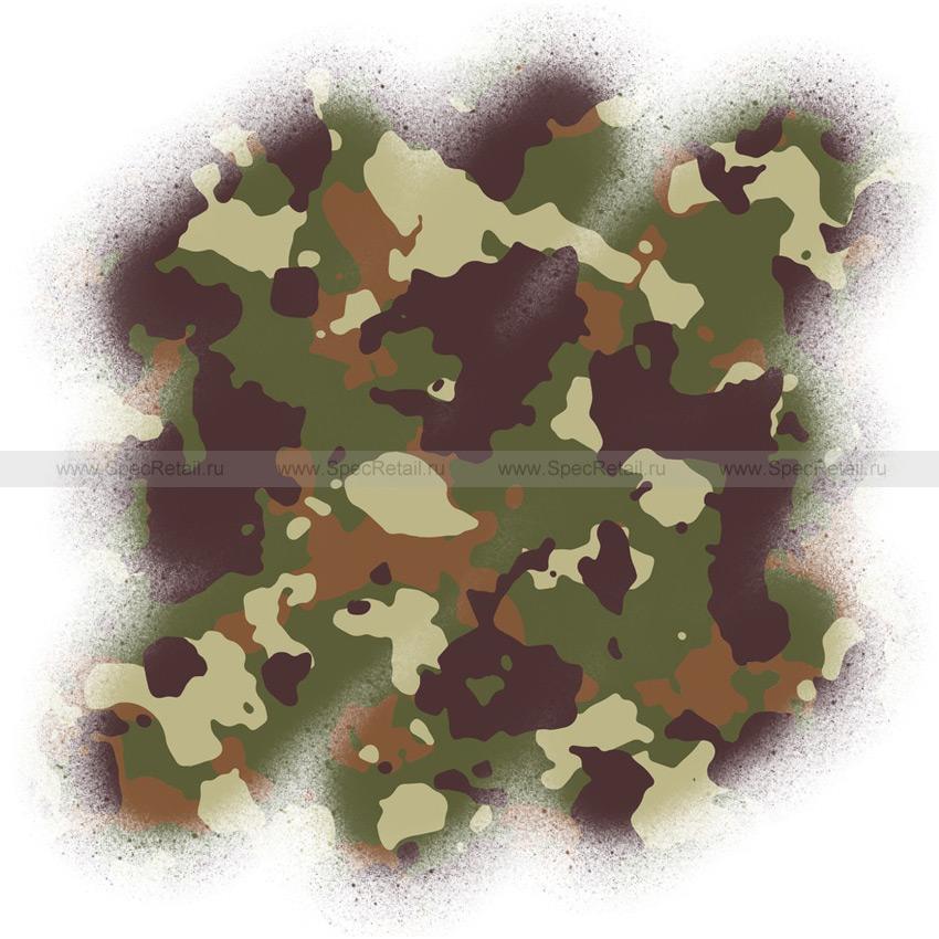 Трафарет для покраски оружия (Hameleon) (Vegetato)