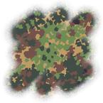 Трафарет для покраски оружия (Hameleon) (Излом)