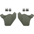 Защитные накладки на уши для шлемов Ops-Core / Fast Carbon (Olive)