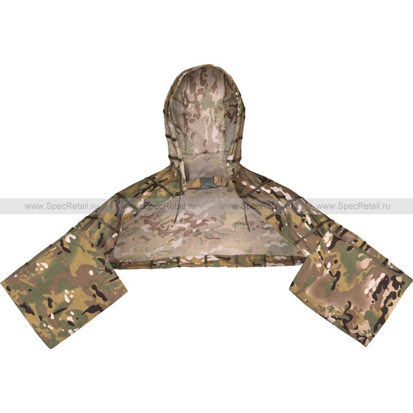 Камуфляжная накидка снайпера (East-Military) (Multicam)