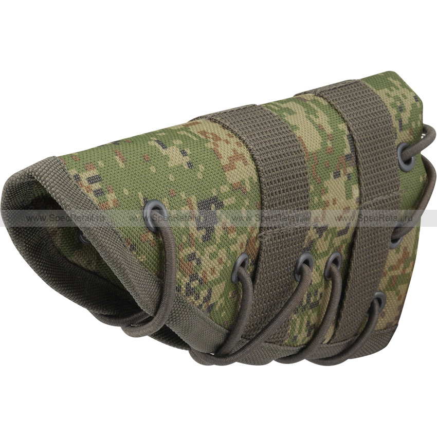 Накладка MOLLE на приклад (East-Military) (Цифра РФ)