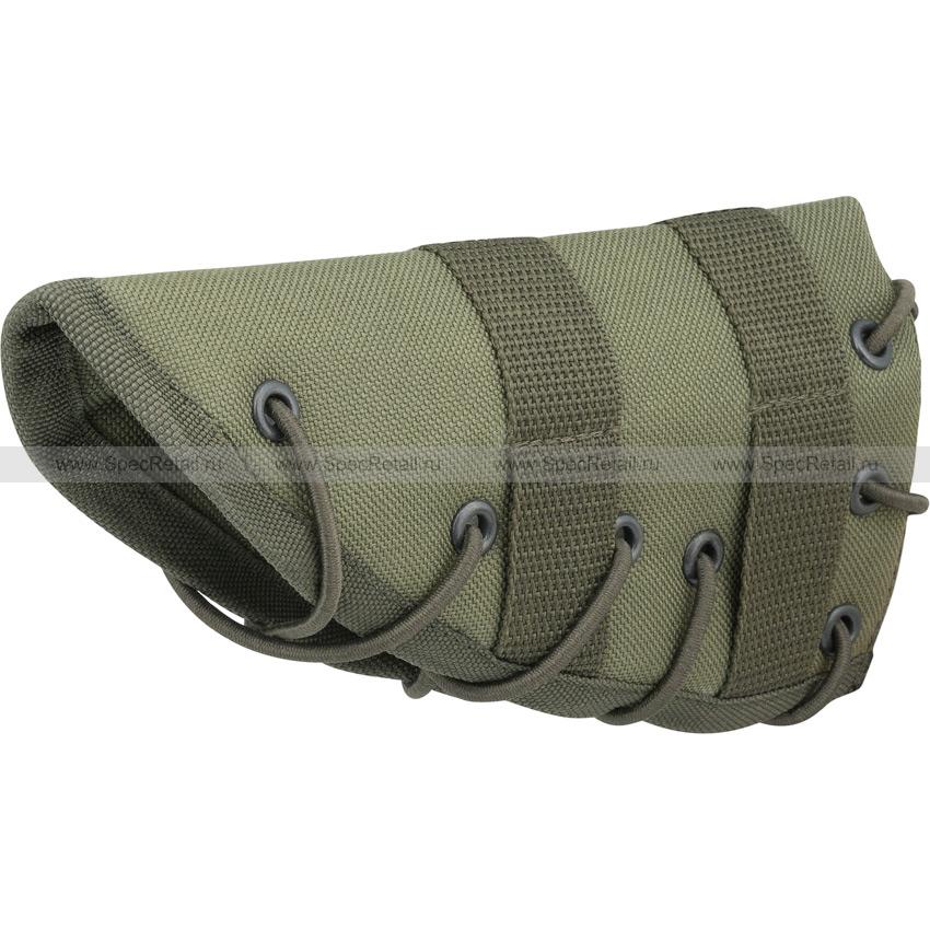 Накладка MOLLE на приклад (East-Military) (Olive)