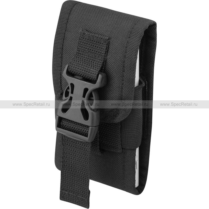 Подсумок для смартфона (East-Military) (Black)