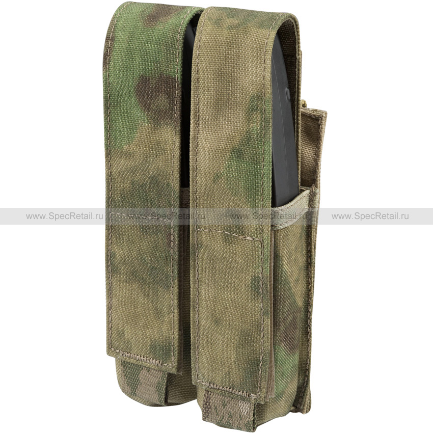 Двойной подсумок под магазины MP5/Витязь (Ars Arma) (A-TACS FG)