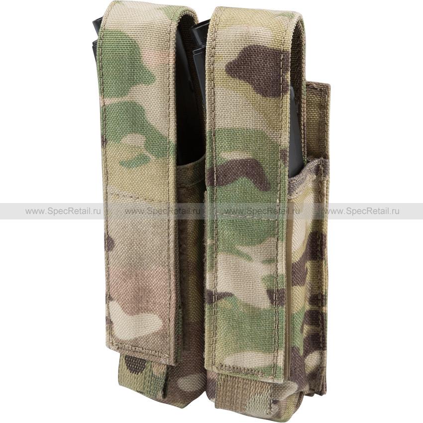 Двойной подсумок под магазины MP5/Витязь (Ars Arma) (Multicam)