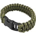 Паракордовый браслет (Tactical PRO) (Olive)