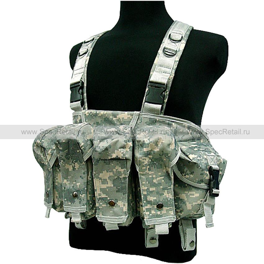 Тактический жилет AK Chest Rig (ACU)