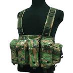 Тактический жилет AK Chest Rig (Digital Woodland)