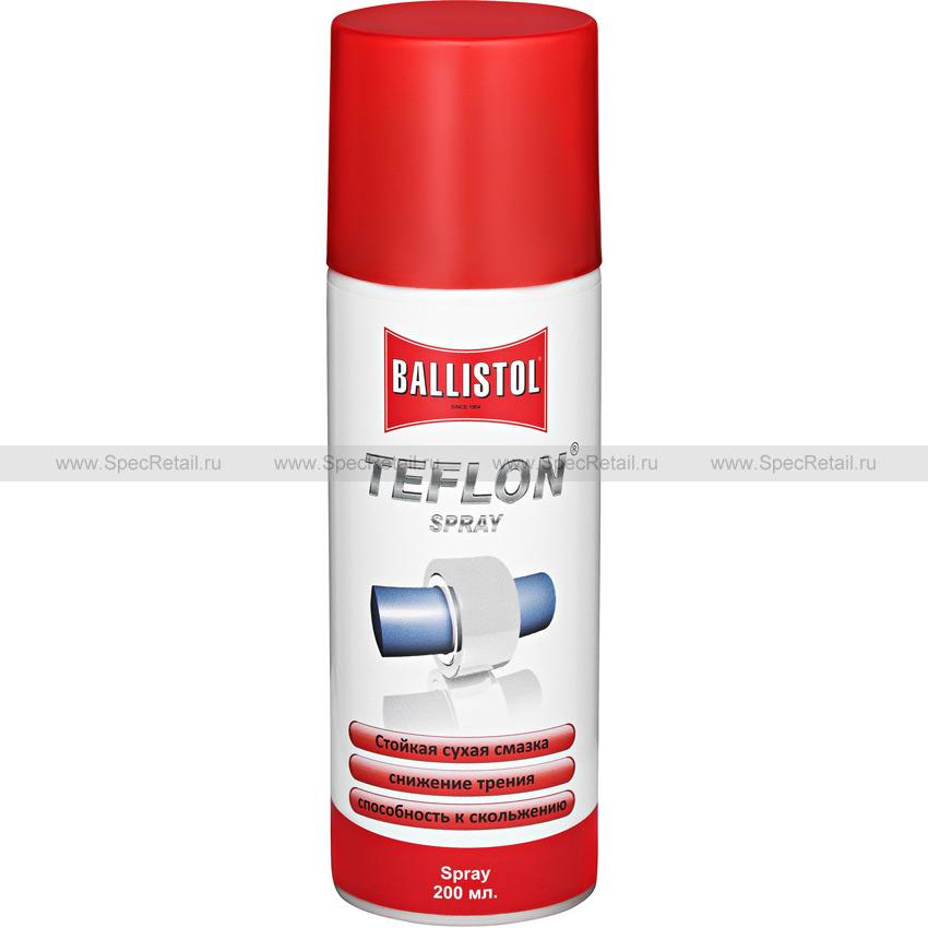 Тефлоновый спрей Ballistol, 200 мл