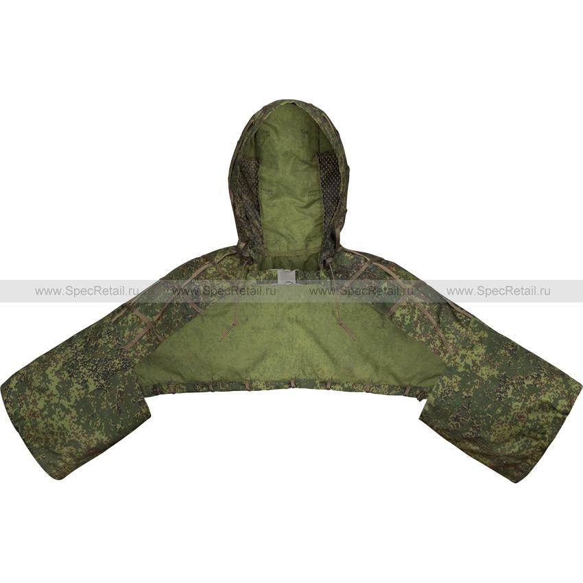 Камуфляжная накидка снайпера (East-Military) (Цифра РФ)