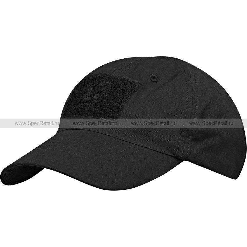Бейсболка тактическая (Барс) (Black)