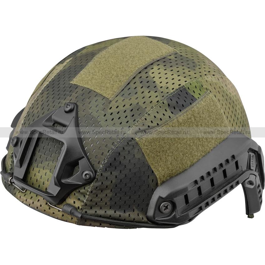 Чехол-сетка для шлема Ops-Core / Fast Carbon (Мох)