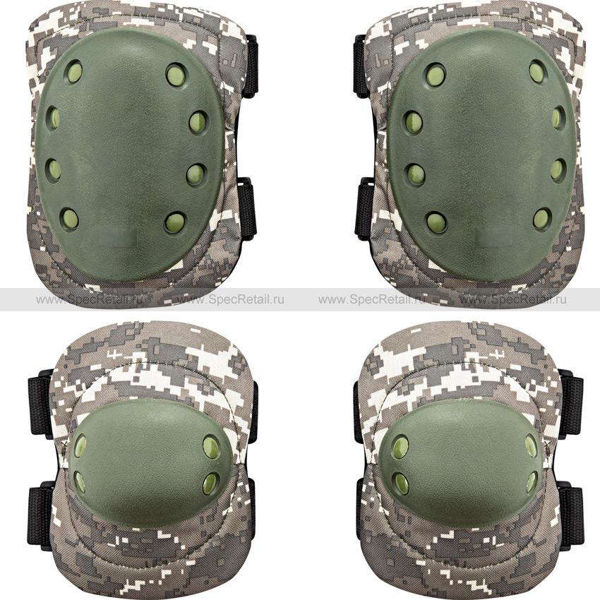Защита для колен и локтей US Army (ACU)