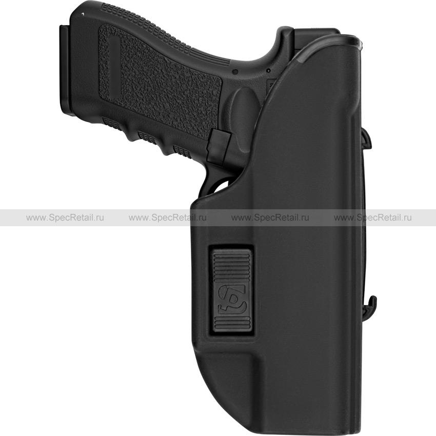 Кобура Альфа для Glock с креплением на MOLLE (Stich Profi) (Black)