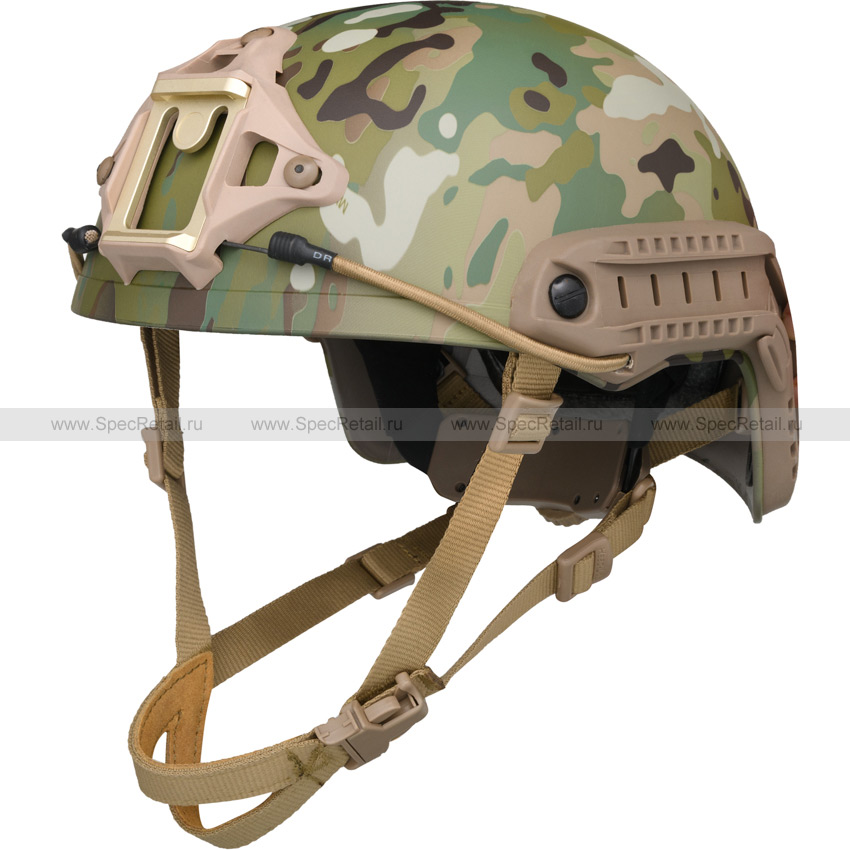 Тактический шлем FMA Fast XP (реплика) (Multicam)