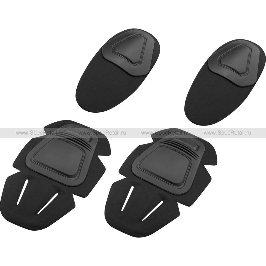 Защита для колен и локтей Flex Set (Black)
