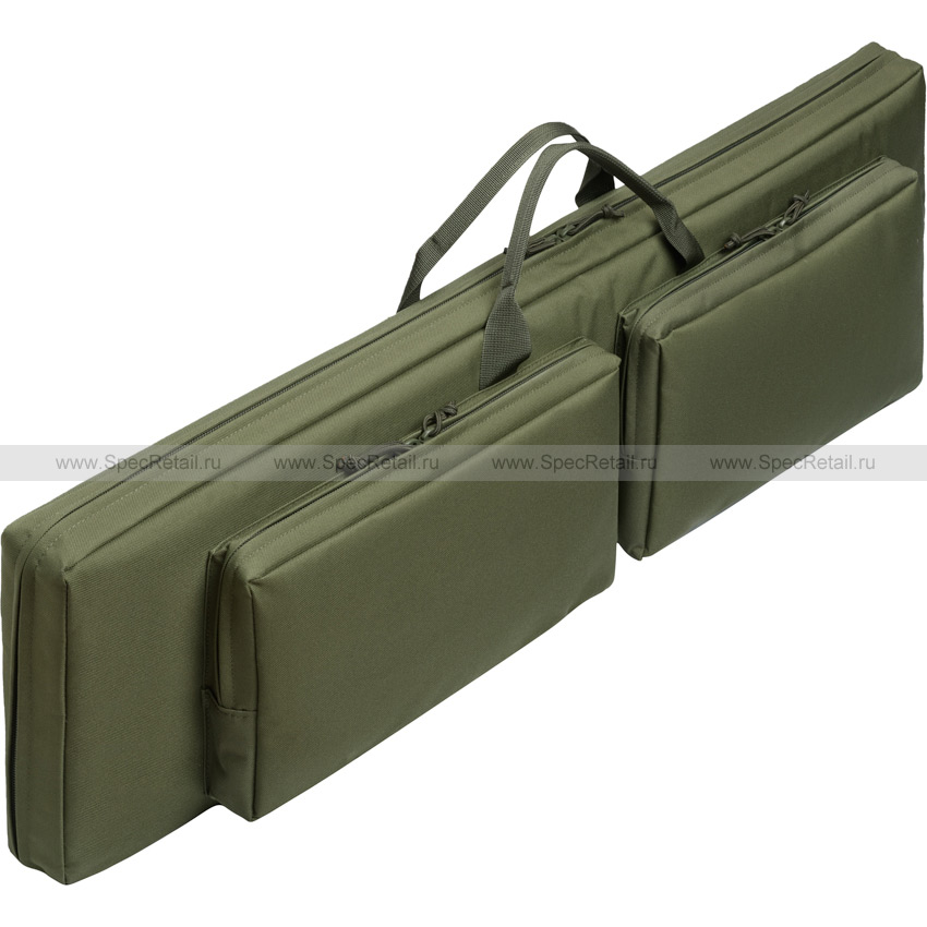 Оружейный чехол 104 см, с двумя карманами (А-9-1) (WARTECH) (Olive)