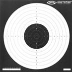 Мишень для стрельбы, 17x17 см (Gletcher)