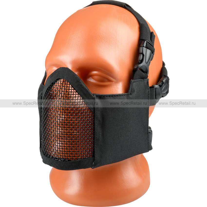 """Защитная маска """"Ниндзя"""" (Black)"""