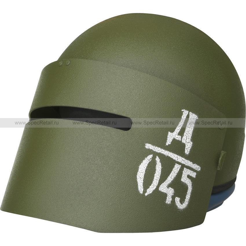 "Шлем ""Маска-1Щ"" с забралом (Tachanka Helmet) (Gear Craft) (реплика) (Olive)"