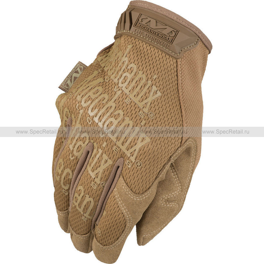 Перчатки Mechanix Glove Original (Coyote Brown)