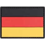 """Шеврон ПВХ """"Флаг Германии"""", 7x5 см"""