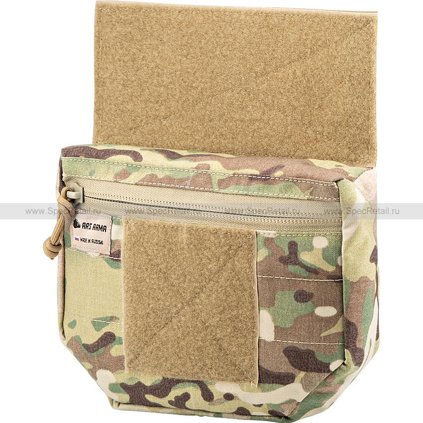 Напашник для бронежилета (Ars Arma) (Multicam)