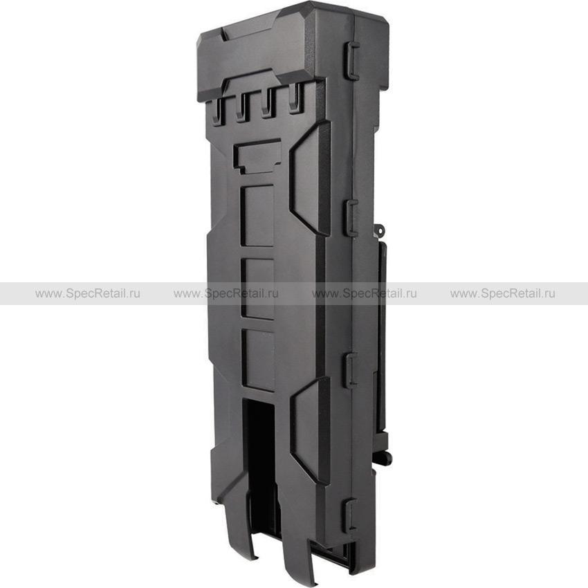 Спидстриппер на 10 патронов дробовика, пластиковый (Black)