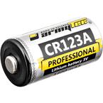 Батарейка литиевая 3V, CR123A (Armytek)