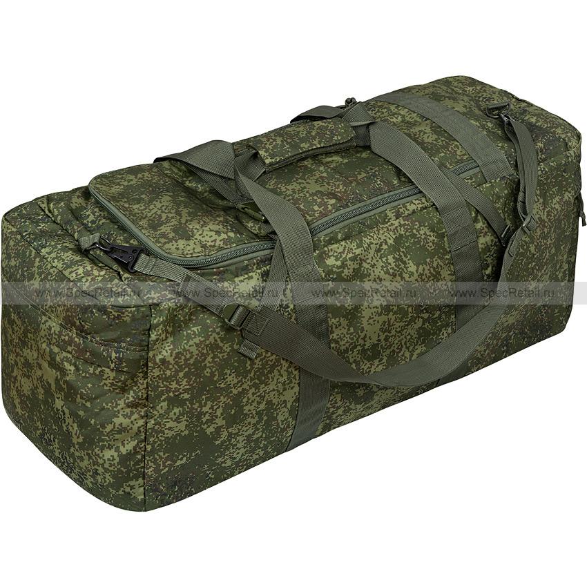 Сумка баул для снаряжения, 80 литров (Keotica) (Цифра РФ)