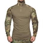Боевая рубашка с налокотниками (Питон лето)