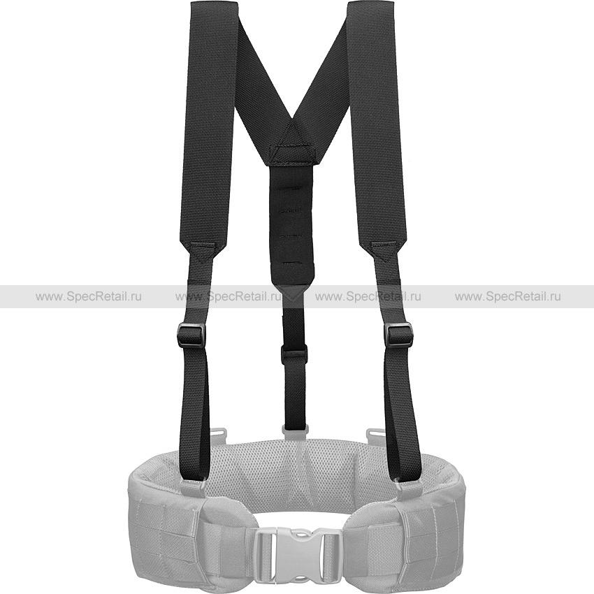 Подтяжки для разгрузочного пояса (WARTECH) (Black)