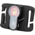 Сигнальный маячок (красный свет) с креплением на MOLLE (FMA) (Black)