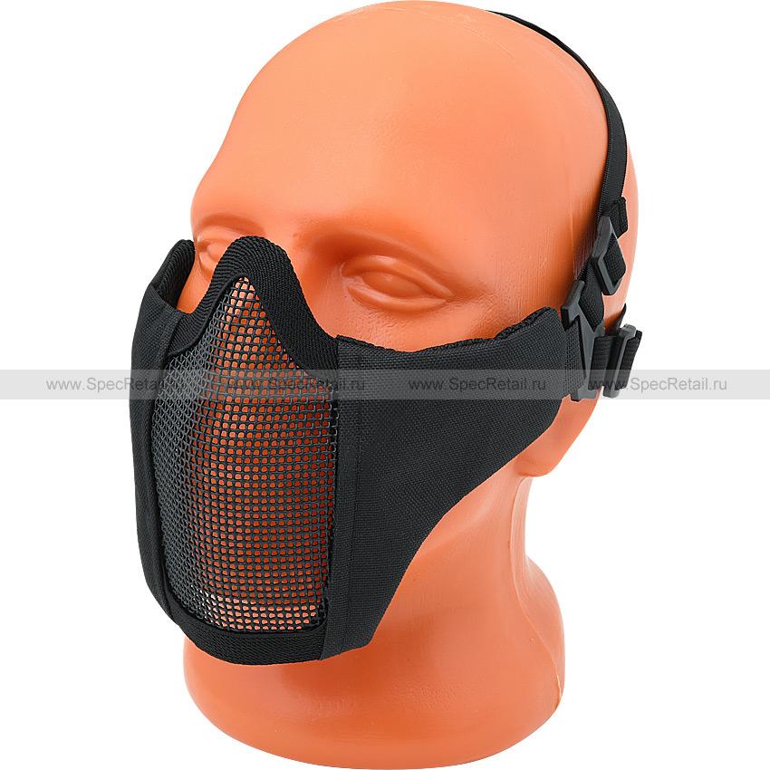 "Защитная маска ""Скорпион"" (Black)"