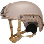 Тактический шлем FMA Ballistic Helmet (реплика) (Dark Earth)