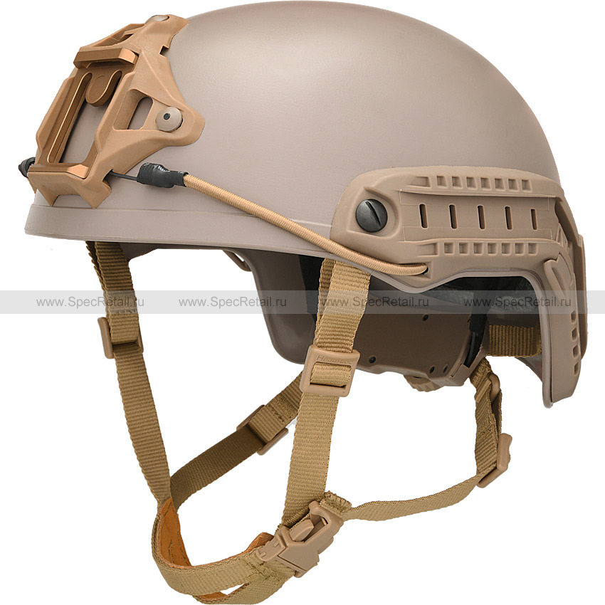 Тактический шлем FMA Fast XP (реплика) (Dark Earth)